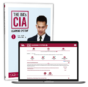 IIA CIA Learning System 7.0 P1 Online+Print